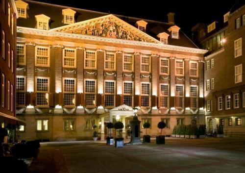 Amsterdam Luxury Hotels