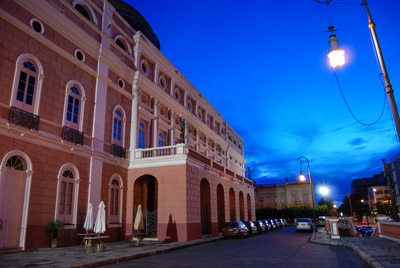 Teatro Amazonas 400