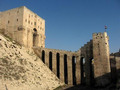 The Aleppo Citadel 400