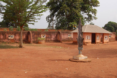 The Royal Palaces of Abomey 400
