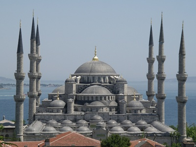 blue mosque 400