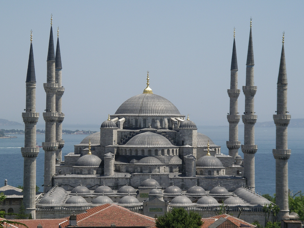 The Blue Mosque in Istanbul Facts, History & Location -