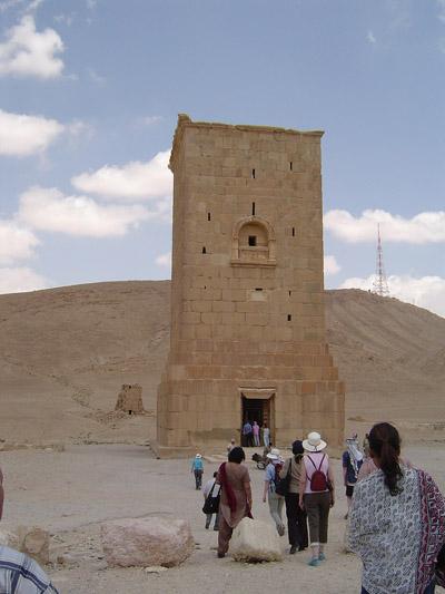 Tomb, Palmyra
