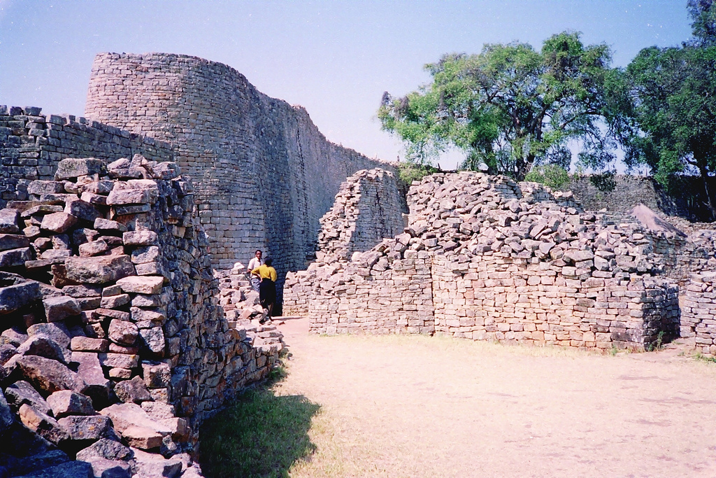 Great zimbabwe ruins travel attractions facts history great zimbabwe ruins sciox Image collections