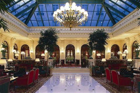 Paris luxury hotels for Luxury hotels paris france