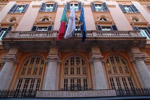 Rome luxury hotels for Rome hotel piscine