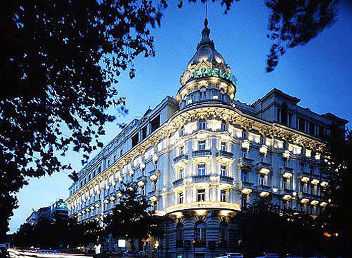 Rome Luxury Hotels