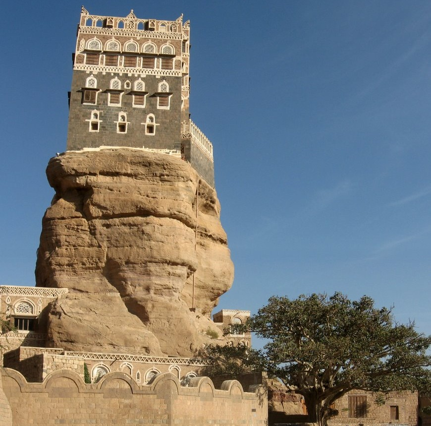 Famous Tourist Attractions In Yemen Tourisme yemen Attractions in