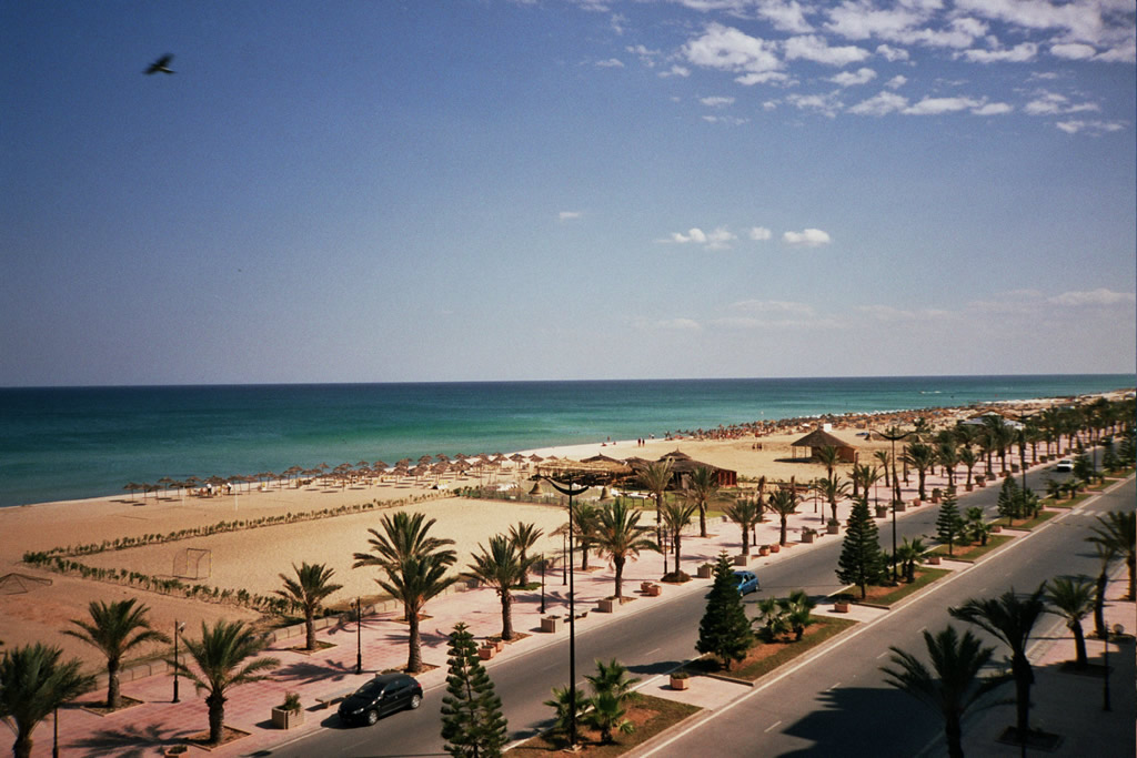 tunesien yasmine hammamet