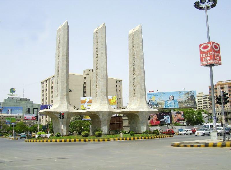 karachi flyover