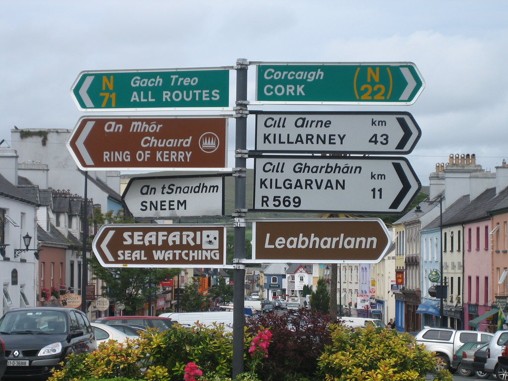 Kenmare Ireland  city photos : Leave a Reply Cancel reply