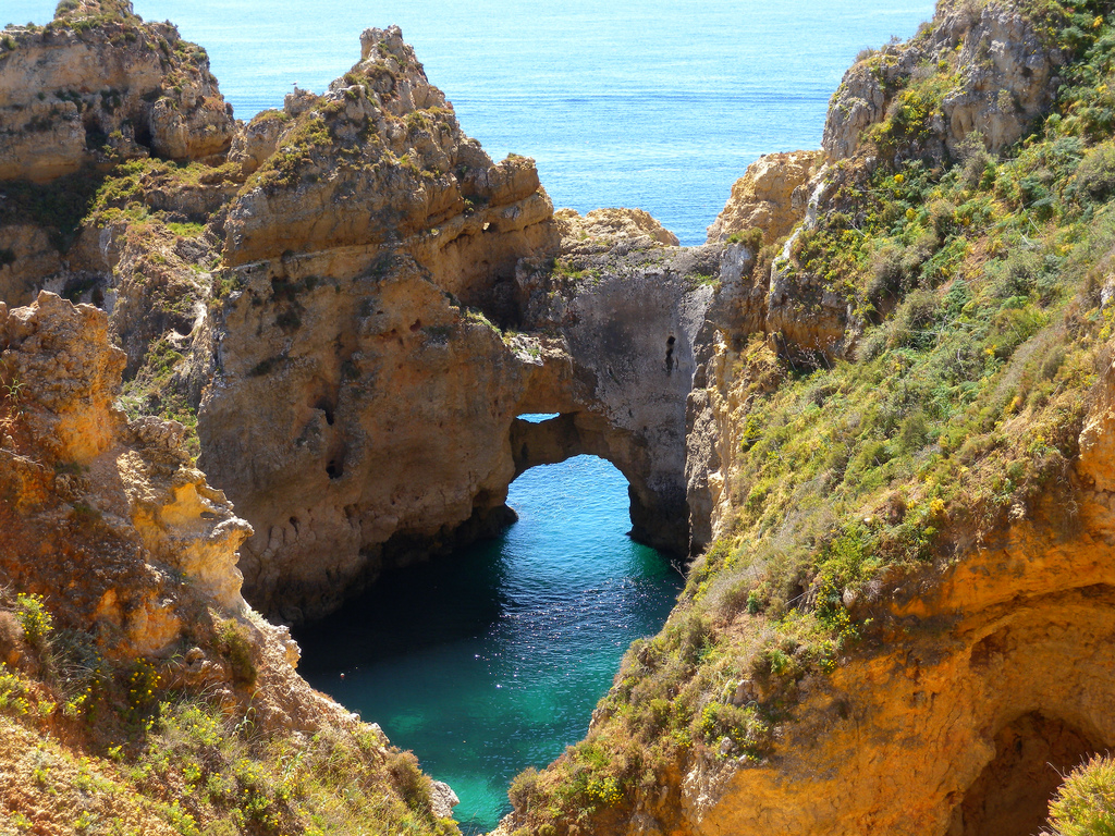 Lagos Portugal  city photo : lagos city in portugal photo by girolame creative commons