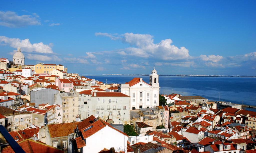 Lisbon City in Portugal