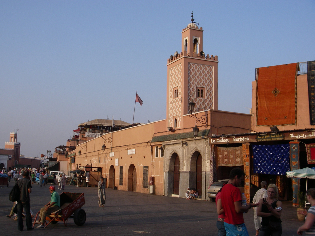 Marrakech Morocco  city photos gallery : marrakech morocco photo by jries creative commons