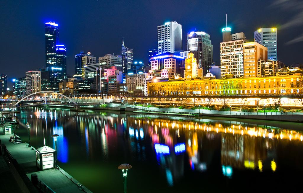 Melbourne - Australia Tourist Attractions