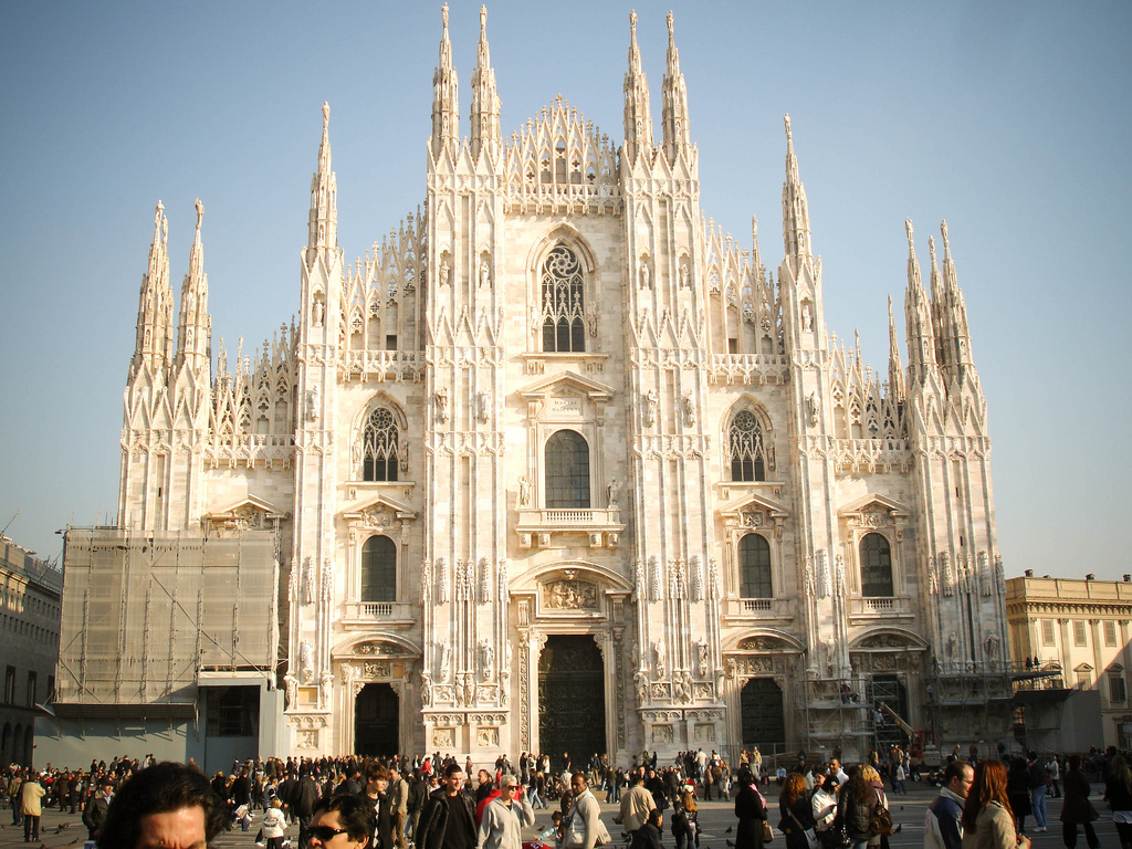 Milan Italy  city images : Things to Do in Milan, Italy: Tourist Attractions & Travel Guide