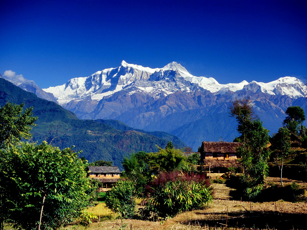 Vacations to Nepal