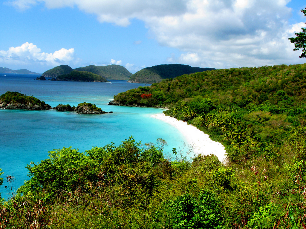 Water island us virgin islands