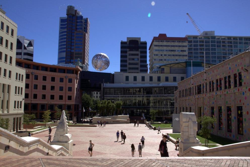 Fotografije glavnih gradova sveta - Page 2 Wellington