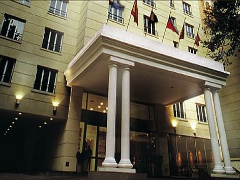 Buenos aires luxury hotels for Hotel luxury recoleta