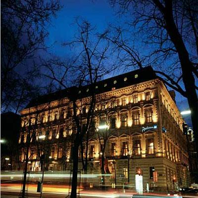 Vienna luxury hotels for Best luxury hotels in vienna