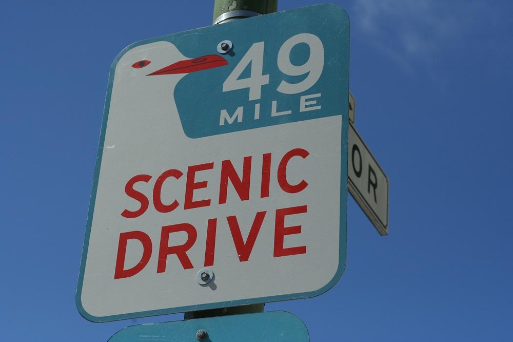 49- Mile Scenic Drive