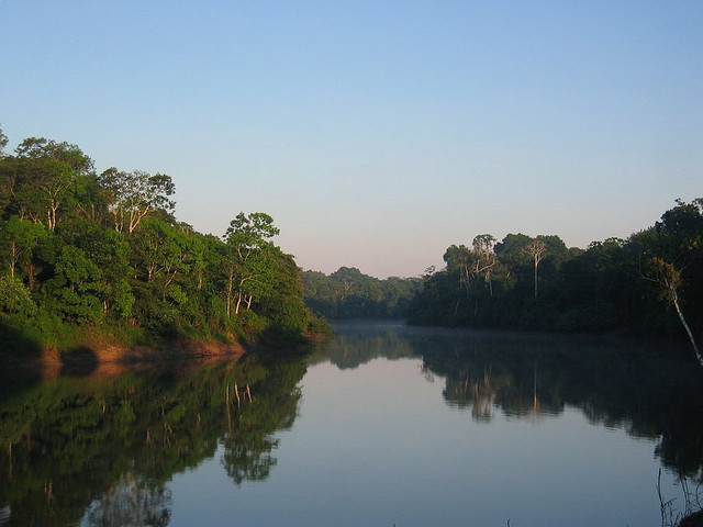 Longest Rivers In The World Top List - Third longest river in the world