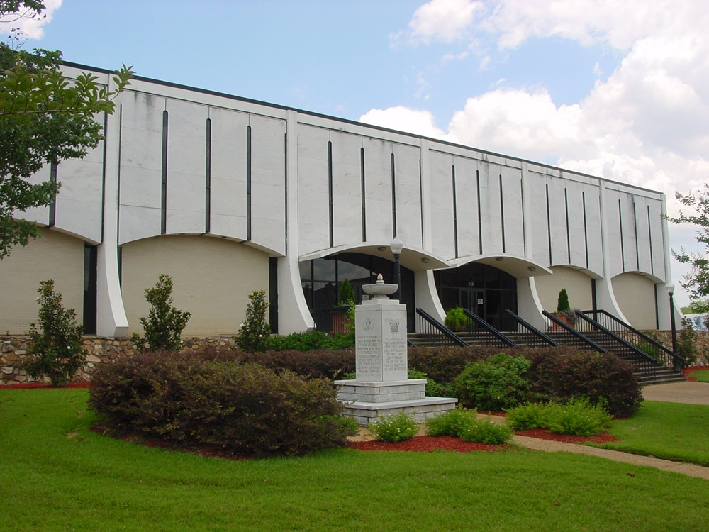 Dothan Civic Center Photo by: Christopher Hollis, Creative Commons