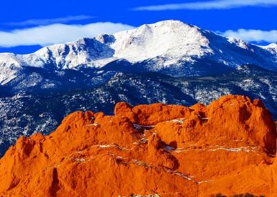 Colorado Springs Known For