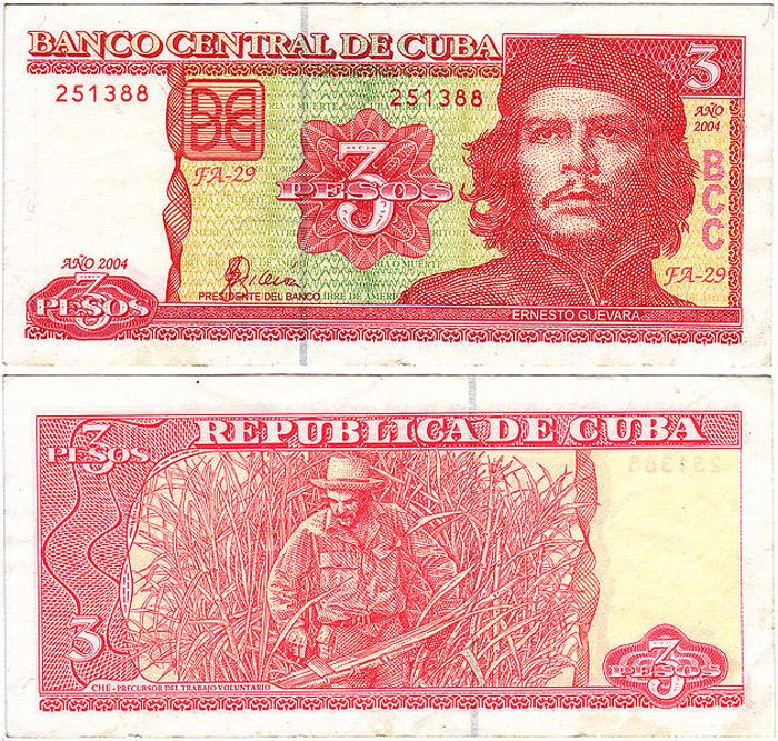 Cuban Peso