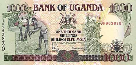 Forex rates uganda shillings