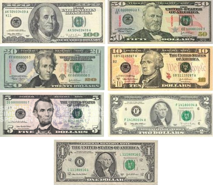 money usa