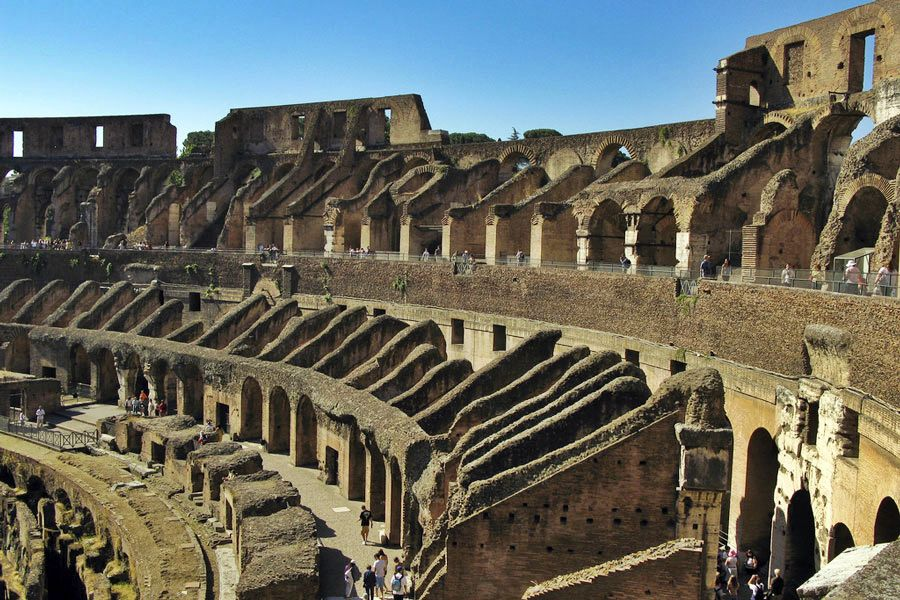 Colosseum Seating