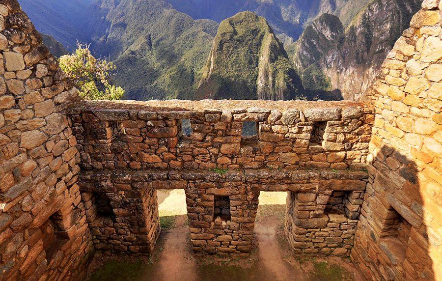 Inca Building Materials : Machu picchu architecture