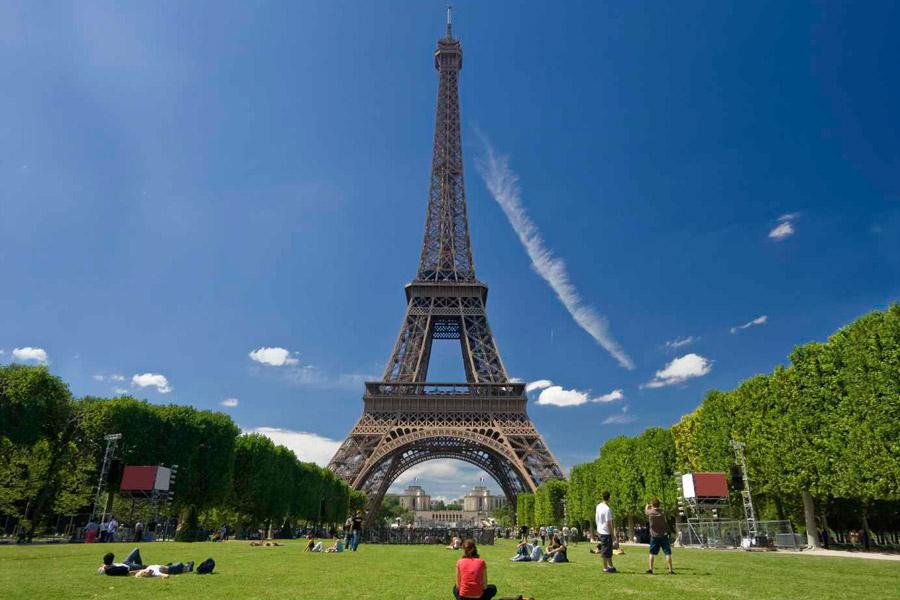 Eiffel Tower Dimensions Eiffel The Eiffel Tower