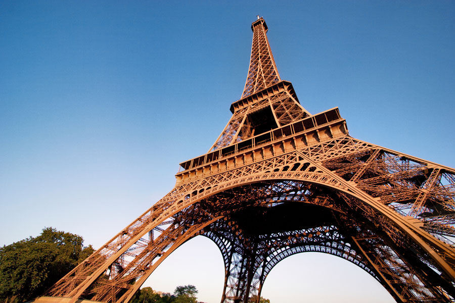 Who Built The Eiffel Tower