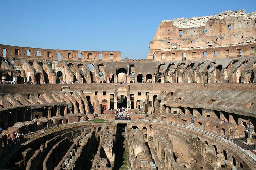 Случайные биты истории: Римская толпа - реальная власть в древнем Риме.