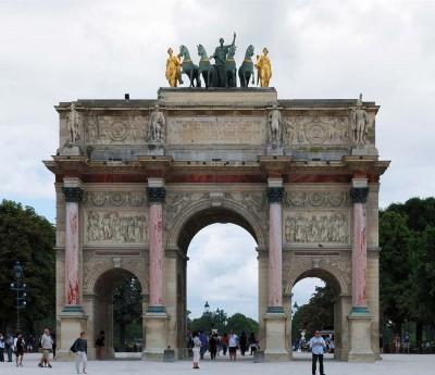 Arc-de-Triomphe-du-Carrousel