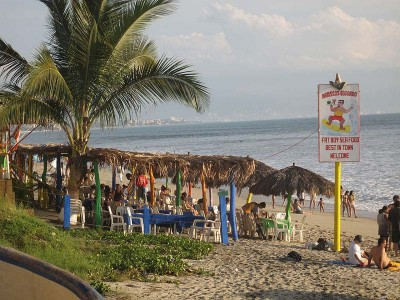 Bucerias-Beach