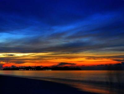Sunset-in-Maldives