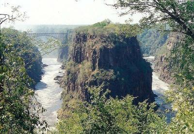 Victoria-Falls-Gorge