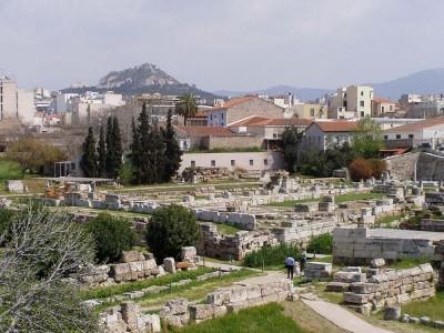 Kerameikos-in-Athens
