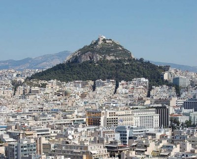 Mount-Lycabettus