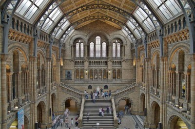 Natural-History-Musuem-London