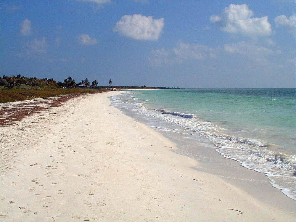 Hidden Beaches West Coast Florida