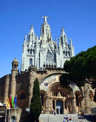 Tibidabo-Church