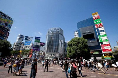 Tokyo-Population