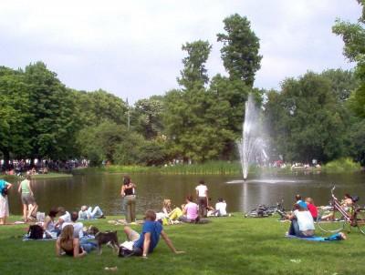 Vondelpark-in-Amsterdam