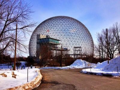 Biosphere-(Montreal)