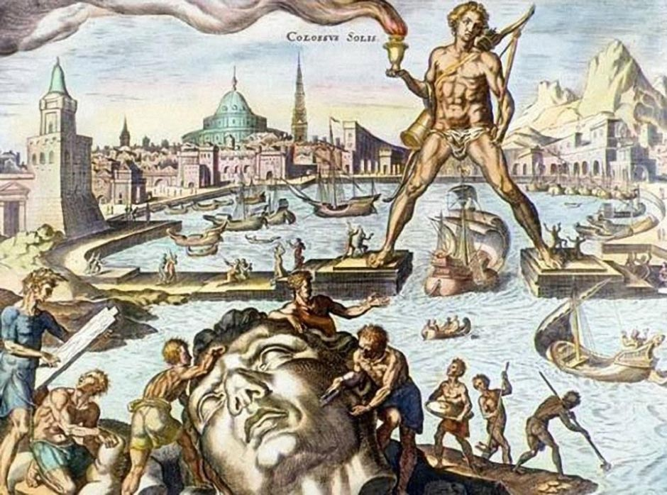 Colossus of Rhodes Facts – 7 Wonders of the Ancient World